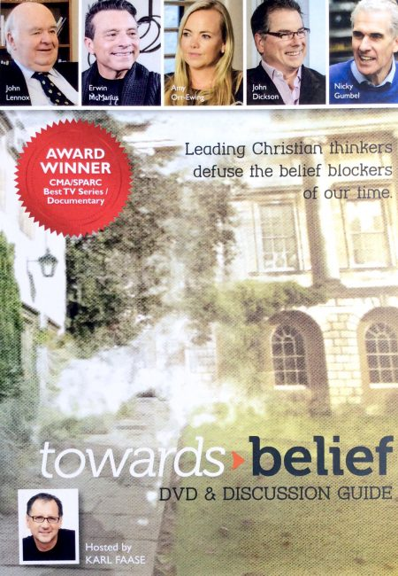 Towards Belief - DVD