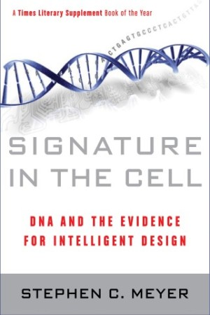 Signature in the Cell Book