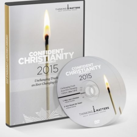 Confident Christianity Conference DVD Set