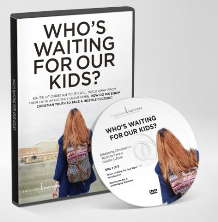 Who's Waiting for Our Kids DVD Set