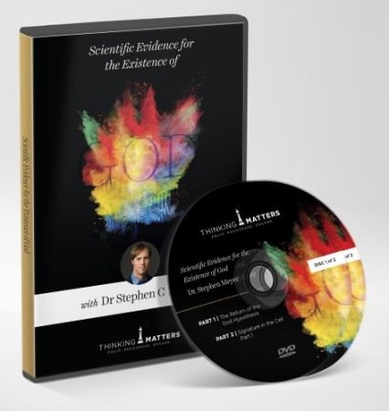 Stephen Meyer - Evidence for God DVD Set