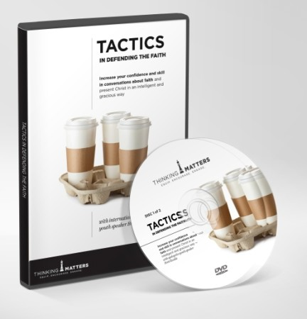 Alt Text Tactics in Defending the Faith DVD Set