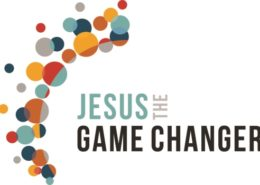 Jesus the Game Changer Logo