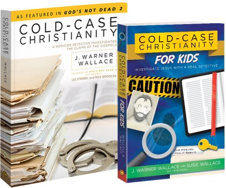 Cold Case Christianity - book and DVD bundle