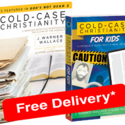 Cold Case Christianty Bundle with Free Delivery