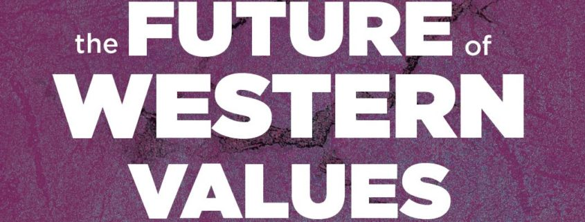 The Future of Western Values