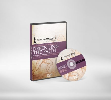 Defending the Faith - DVD lectures