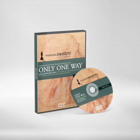 Only One Way - DVD lectures