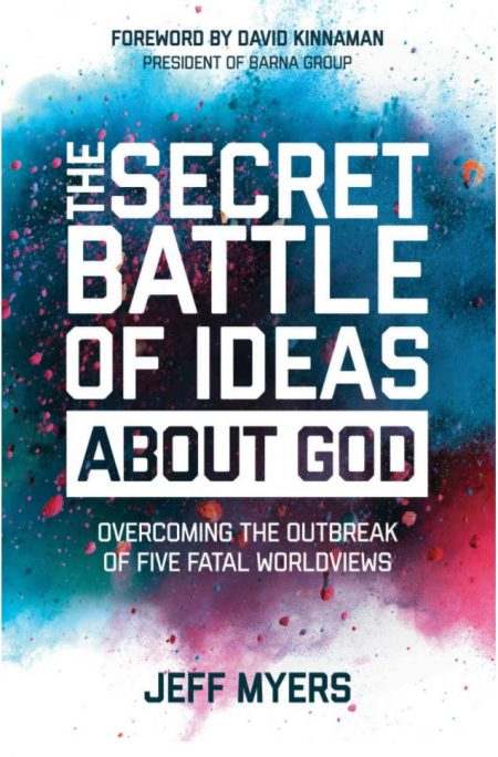 A Secret Battle of Ideas about God
