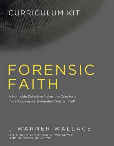 Forensic Faith Curriculum DVD Kit